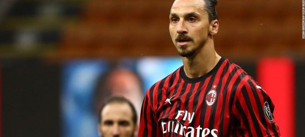 Doar Zlatan putea sa faca asta! Ce borna istorica a atins suedezul dupa ce a marcat in poarta Sampdoriei