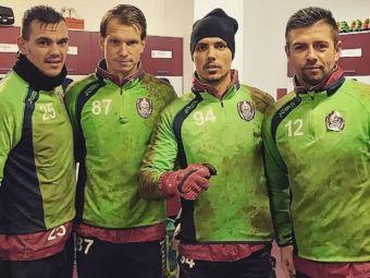 Lasat pe liber de CFR, fostul portar din Gruia ar putea ajunge la o fosta campioana a Bulgariei