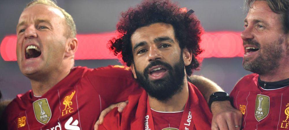"""Fanii lui Liverpool si-au """"pierdut"""" IDOLUL! Egipteanul Mo Salah si-a facut o schimbare TOTALA de look! Nu l-ai mai vazut asa pana acum"""