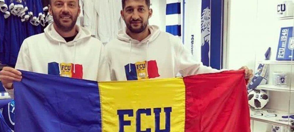 """Mihai Dina rupe tacerea dupa plecarea lui Marcel Puscas de la FC U Craiova! """"Noua ne-a facut doar rau, si mie si lui Florin Costea"""""""