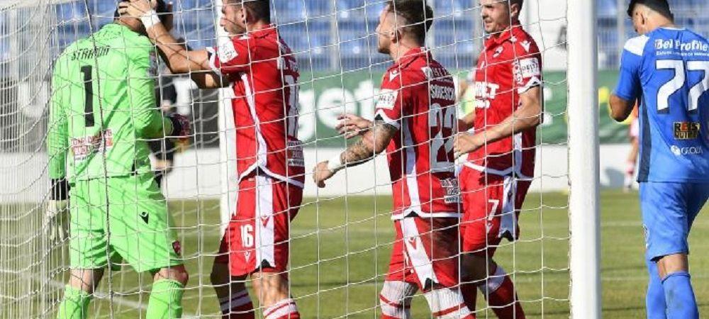 O noua problema pentru Dinamo! Nistor are de incasat o suma importanta! | Ce jucatori din Liga 1 se mai afla in aceeasi situatie!