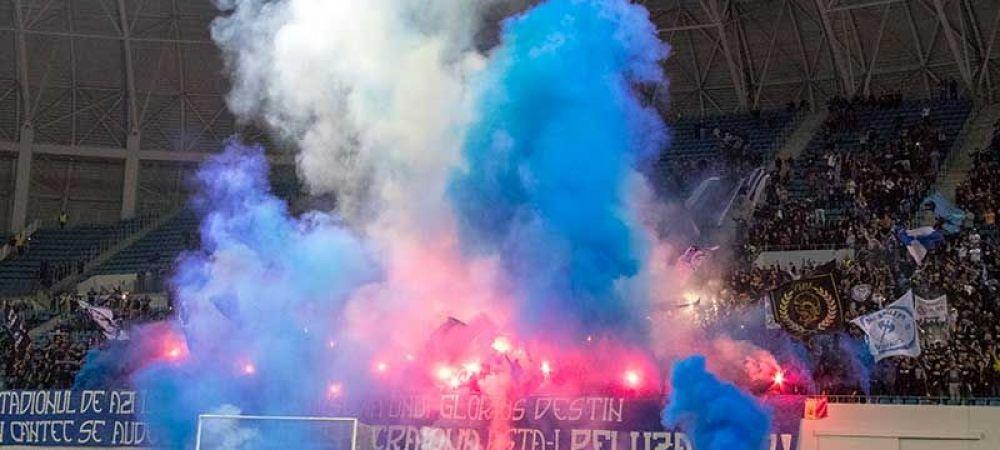"""""""Sorin Cartu A MURIT pentru noi! UEFA ne considera continuatorii!"""" Liderul 'ultrasilor' echipei lui Mititelu anunta RAZBOI CIVIL la Craiova"""