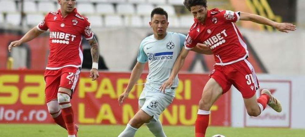 Un fotbalist de la Dinamo a fost depistat POZITIV din nou! Ultimele noutati din Stefan cel Mare