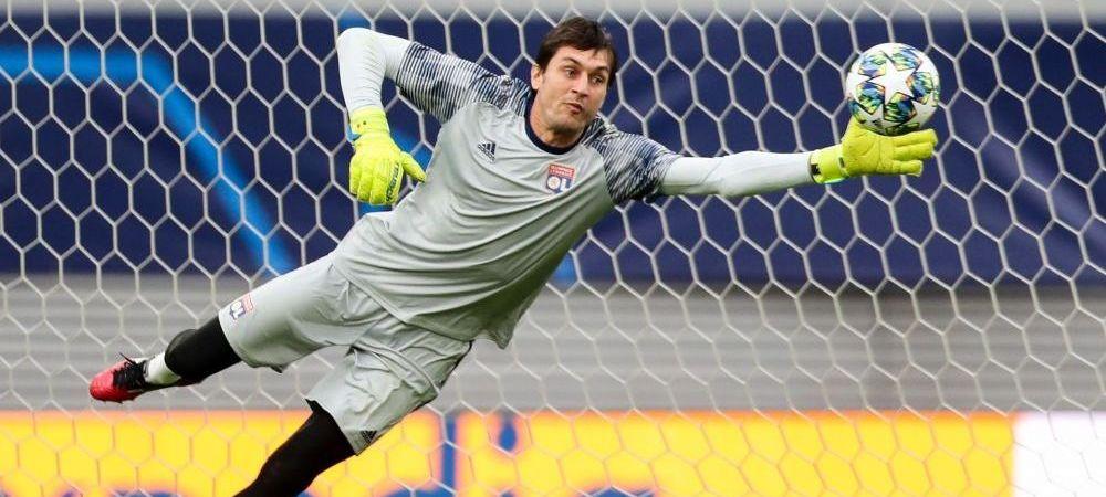 Lovitura DURA pentru Tatarusanu! A fost scos din echipa lui Lyon chiar inaintea finalei cu PSG! Ce s-a intamplat