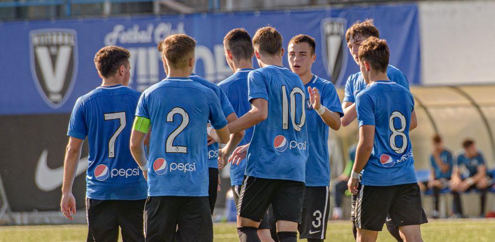 ACUM LIVE: Viitorul U19 0-0 CFR Cluj U19 | Duel TARE in semifinalele Ligii Elitelor! VIDEO
