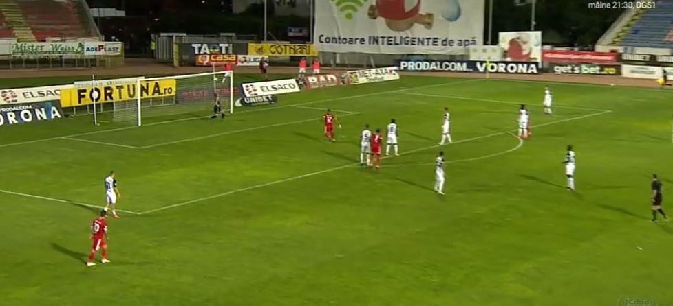 FC Botosani 4-1 Gaz Metan  Debut cu GHINION pentru portarul Popa! Roman a reusit cel mai frumos gol al serii!