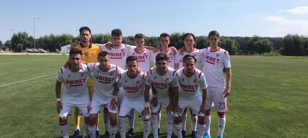Situatie fara precedent la Dinamo! Echipa mare este aproape RETROGRADATA in Liga 2, iar juniorii U19 au ajuns in finala Ligii Elitelor, unde vor juca cu Viitorul