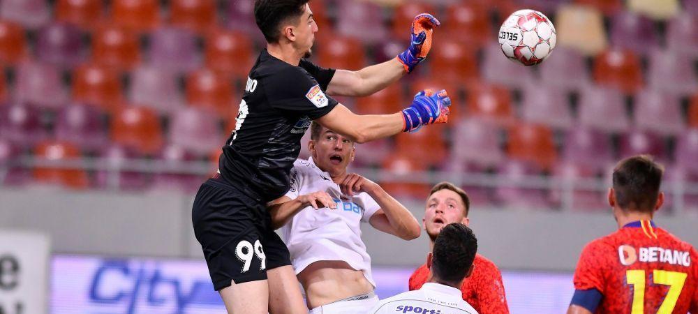 """Gafele URIASE l-au costat mult! Val de critici la adresa lui Vlad dupa meciul SLAB facut cu CFR: """"A ramas doar un tanar talentat!"""" Pregateste Becali un transfer?"""
