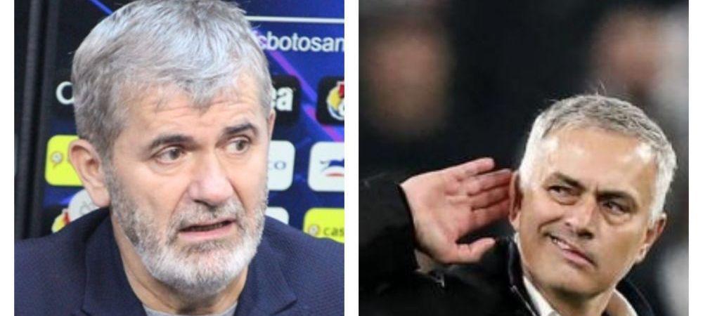 """Nebunia lui Valeriu Iftime! """"Vreau sa ma bat cu Mourinho in grupe!"""""""