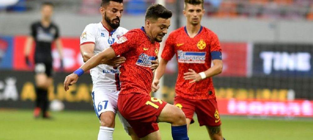 Destinatie SURPRIZA pentru Adi Petre! Gigi Becali ar putea scapa de el! Atacantul este aproape de un transfer de Champions League!