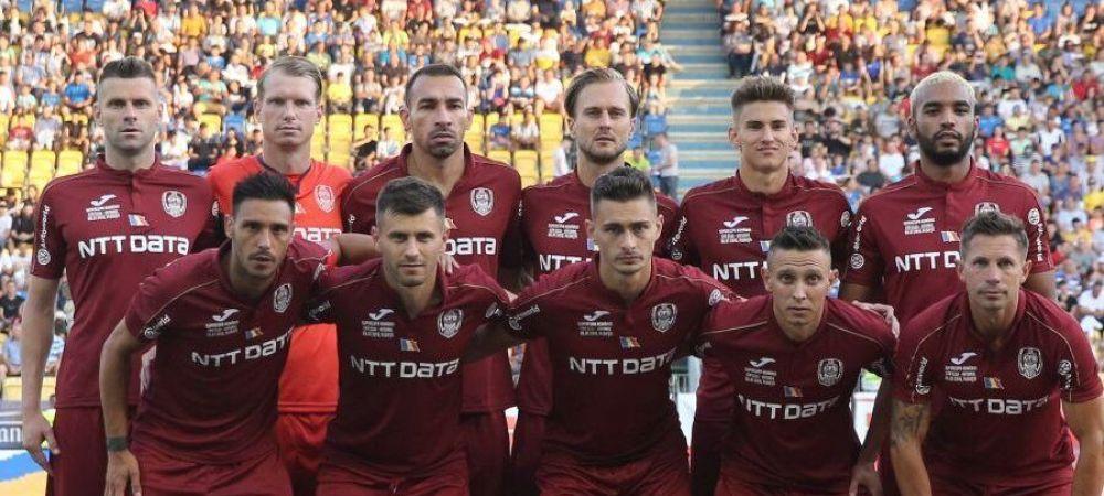 Prima LOVITURA data de CFR Cluj dupa ce a devenit campioana Romaniei! Super-contract semnat de gruparea din Gruia