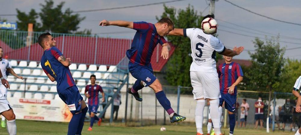 CSA Steaua nu mai are loc in grila TV! De ce nu se va mai transmite meciul decisiv pentru promovarea in Liga 3!