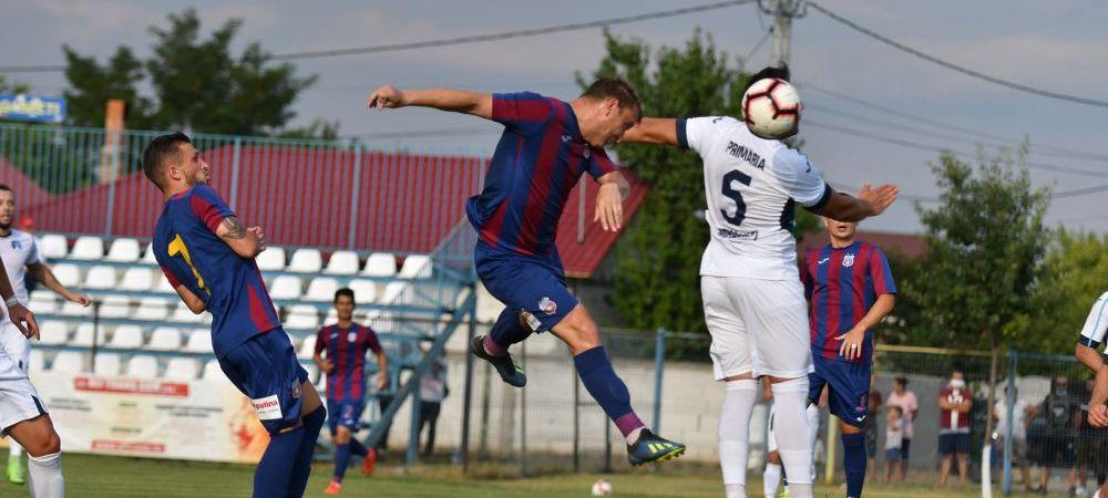 Promovare fara EMOTII pentru echipa lui Oprita!E sarbatoare pentru stelisti dupa Baraganul Ciulnita 0-6 CSA Steaua!