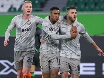 SF, nu altceva! In minutul 89 era 0-0 intre Sahtior si Wolfsburg! Cat a putut sa se termine meciul! Moraes a reusit o dubla