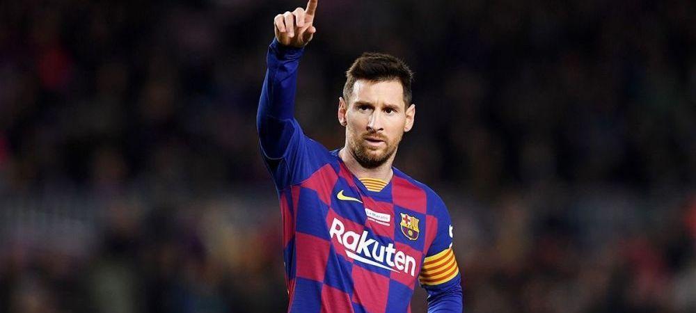 """""""Messi a spus asta!"""" Starul Barcelonei si-a CLARIFICAT viitorul! Care este clubul la care va evolua"""