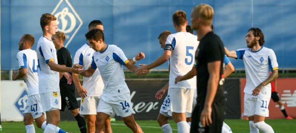A inceput cu saracii! Victorie in primul meci al lui Mircea Lucescu la Dinamo Kiev! Ce s-a intamplat