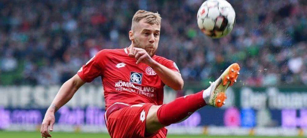 Alex Maxim s-a transferat definitiv la Gaziantep, formatia lui Sumudica! Pe cat timp a semnat fostul mijlocas al lui Mainz!
