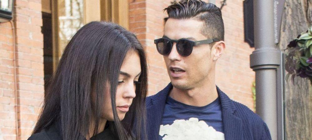 A uitat de Champions League! :) Cristiano Ronaldo profita de vacanta si se relaxeaza cu Georgina: cum au fost surprinsi cei doi