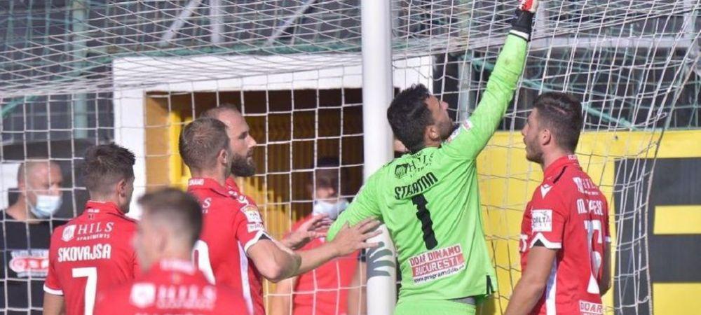 """""""N-a fost nicio pomana!"""" Portarul lui Dinamo stie cine e vinovat pentru situatia de la club! Ce spune despre sezonul urmator"""