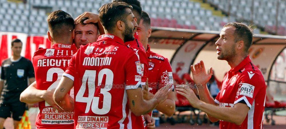 Montini, mesaj pentru fani dupa ce a plecat de la Dinamo! Italianul nu exclude o REVENIRE in Stefan cel Mare