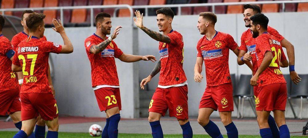 FCSB si Craiova, SUPER-PUTERI pe langa adversarii din turul 1! Meci echilibrat pentru FC Botosani! Care sunt cifrele duelurilor echipelor romanesti