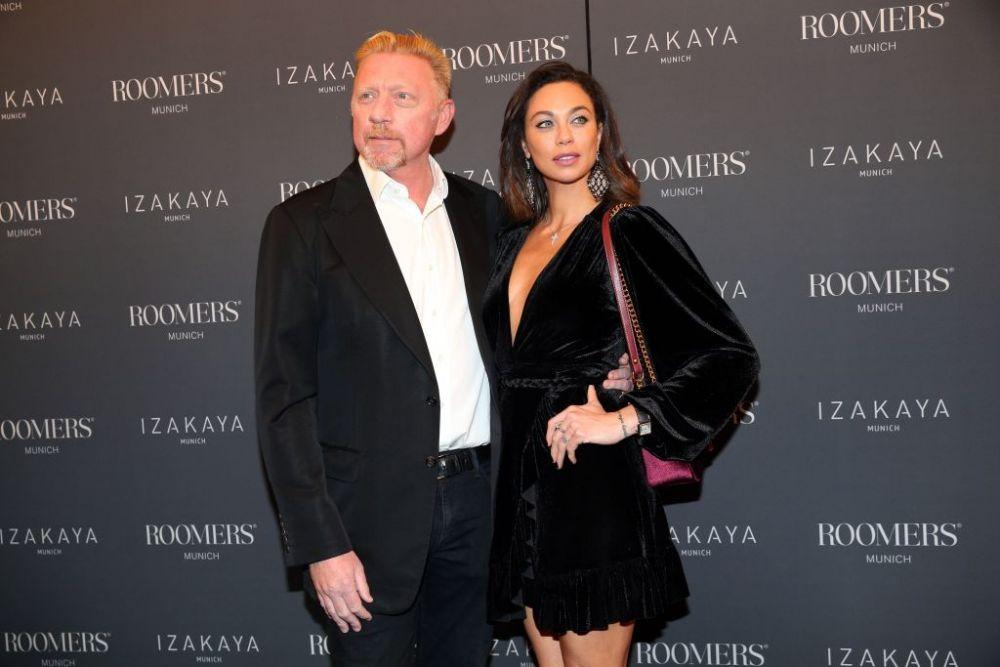 RAFUIALA intre femeile din viata lui Boris Becker. SOTIA a pus-o la punct pe IUBITA.