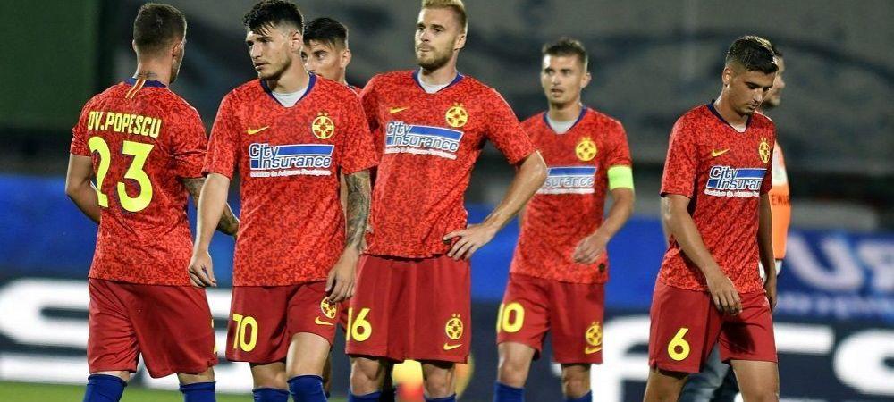 8 jucatori noi la antrenamentele lui FCSB! Cum s-a ales Gigi Becali cu inca 5 fotbalisti dupa transferurile lui Bus, Buziuc si Briceag