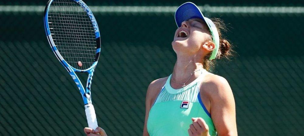 Irina Begu, IMPERIALA in primul meci jucat la Praga   A eliminat-o la scor pe a noua favorita, iar Gabriela Ruse s-a calificat pe tabloul principal