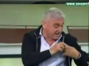 Giovanni Becali, dezvaluiri incredibile despre momentul in care l-a SCUIPAT in direct pe moderator in studioul Sport.ro! Ce a facut la cateva zile dupa incidentul socant