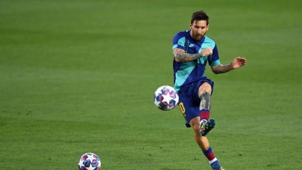 A REFUZAT sa vina sa il antreneze pe Messi! Un nume GREU al fotbalului i-a inchis usa in nas Barcelonei! Pe cine voiau catalanii in locul lui Setien