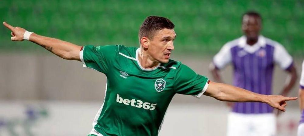 Vesti bune pentru Claudiu Keseru! Fotbalistul roman a fost testat negativ pentru COVID-19