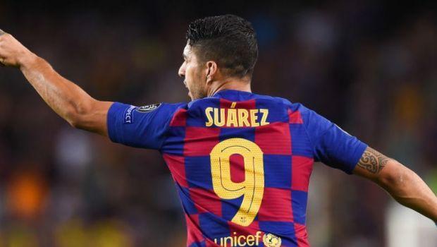 Pleaca Luis Suarez de la Barcelona? Uruguayanul, ofertat de seicii unui club din Qatar!