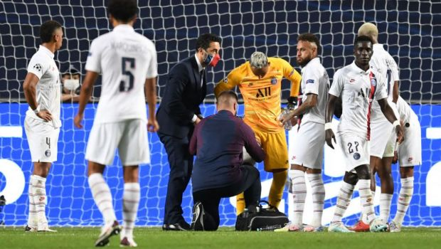 PSG ar putea ataca semifinalele Champions League fara unul dintre jucatorii de baza! Verratti si Kurzawa, accidentati si ei. Ce au declarat cei din conducerea clubului