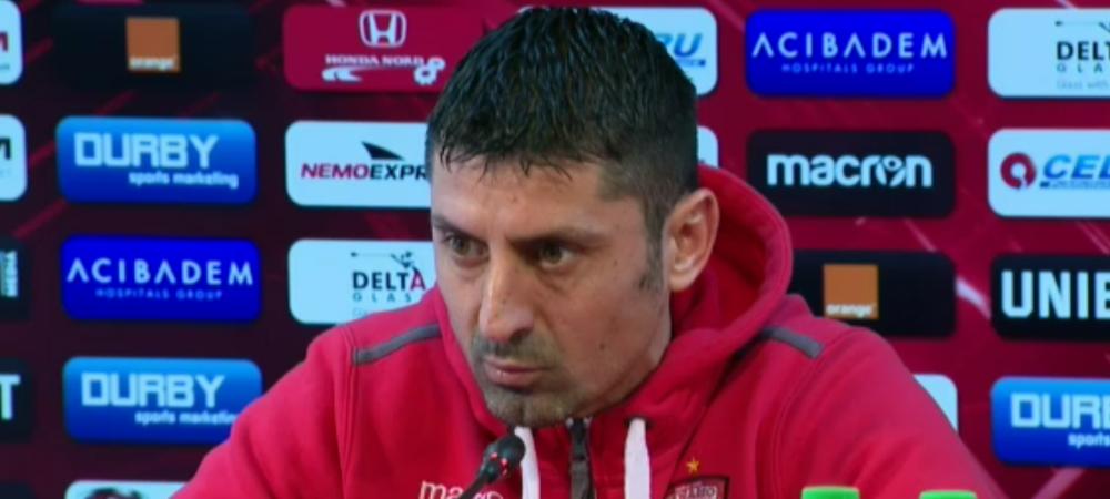 Danciulescu, primul care a plecat de la Dinamo dupa preluarea de catre spanioli! Cine i-a luat locul! Anuntul oficial al clubului