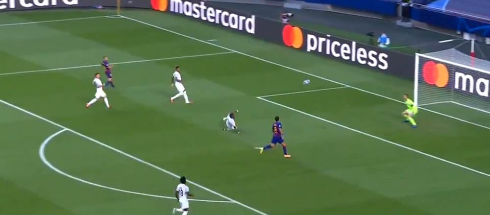 Autogol ISTORIC al lui Alaba in fata Barcelonei! Executie de cosmar pentru starul lui Bayern! Ce a facut in fata lui Neuer