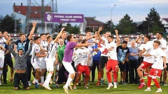 FC Arges are planuri mari! Echipa din Trivale a ajuns la al saselea transfer