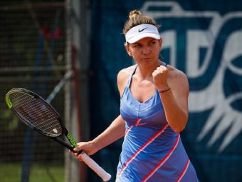 Simona Halep - Irina Begu 7-6, 6-3 | Simona s-a calificat in finala primului sau turneu oficial post-pandemie!