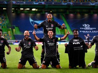Premiera ISTORICA in Champions League: doua echipe din Franta in semifinale!