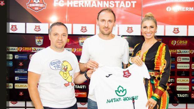 Anamaria Prodan da lovitura dupa lovitura! Sibienii au transferat un fost jucator de la Dinamo