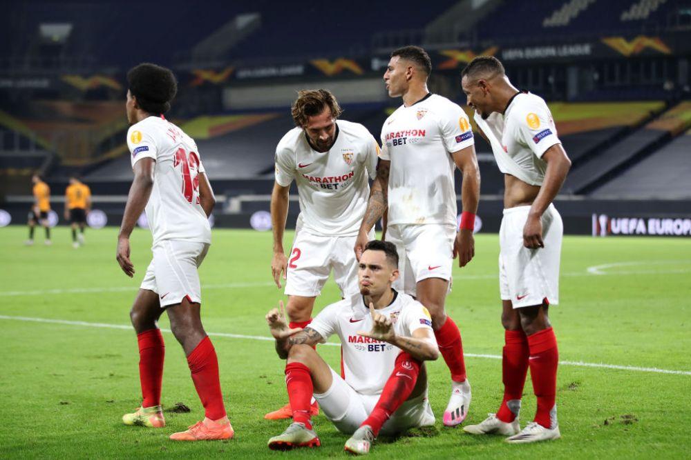 Sevilla - Manchester United, LIVE TEXT de la 22:00 | Duel de FOC in prima semifinala din Europa League! Se indreapta spaniolii spre un nou trofeu?