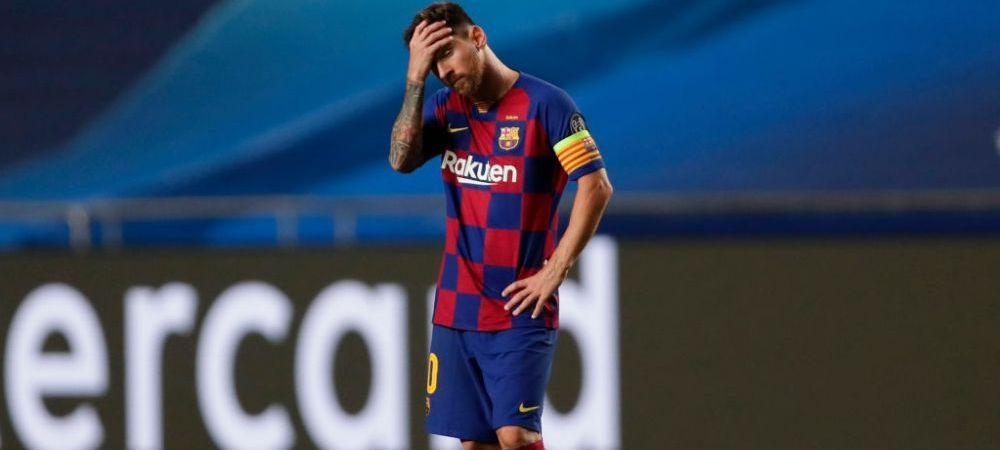 Bomba in fotbalul mondial: Messi vrea sa PLECE de la Barcelona dupa umilinta cu Bayern! Toate detaliile sunt AICI