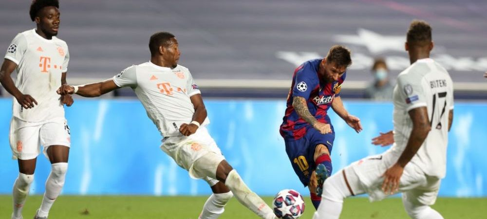 Prima reactie a oficialilor Barcelonei dupa zvonul ca Messi nu mai vrea sa ramana pe Camp Nou! Ce au spus catalanii