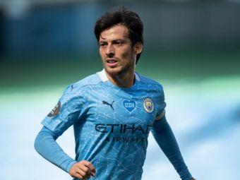 Destinatie surpriza pentru David Silva dupa despartirea de City! A semnat cu Real Sociedad