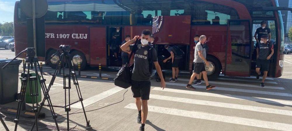 CFR Cluj a scapat in ultimul moment! Campioana Romaniei a primit aprobare si poate zbura in Malta pentru meciul din Champions League