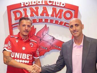 Dinamo a anuntat primul transfer oficial de la sosirea noului investitor: pe cine au adus 'cainii'