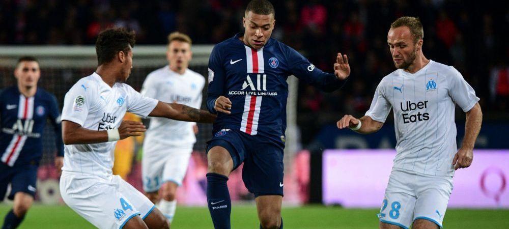 Un nou sezon, aceleasi probleme! Marseille - St. Etienne, amanat in prima etapa din Ligue 1: mai multi jucatori au fost depistati cu Covid-19