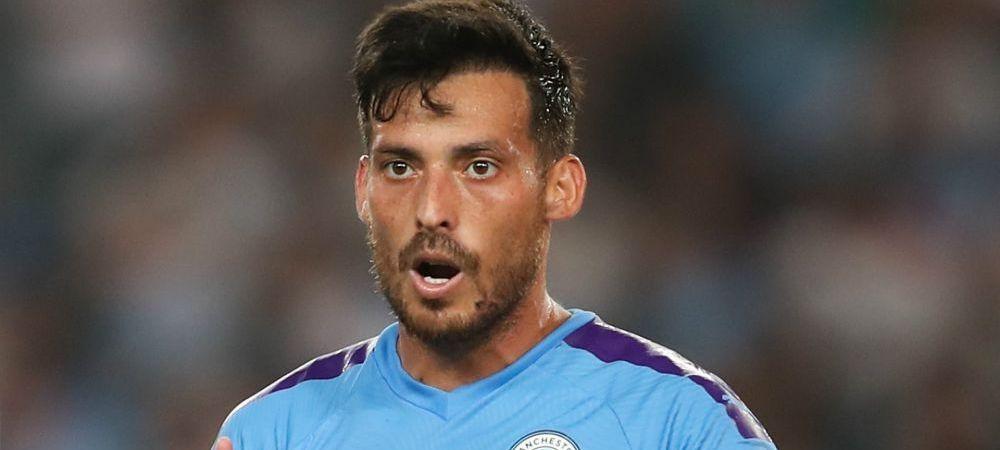 Lazio s-a simtit tradata de David Silva dupa ce acesta a semnat cu Real Sociedad! Mijlocasul ar fi avut un acord verbal cu italienii
