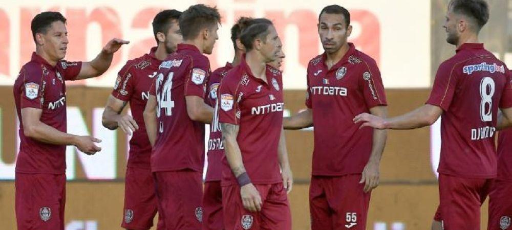 Meciul campioanei Romaniei din Champions League NU SE VEDE la televizor! Motivul incredibil pentru care Floriana - CFR Cluj nu se transmite
