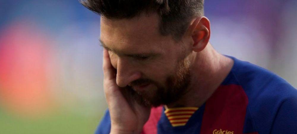 Pleaca sau NU Messi dupa venirea lui Koeman la Barcelona?! Anuntul de ultima ora al presedintelui Barcei