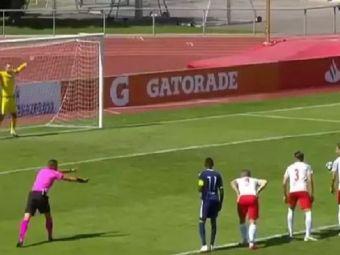 MAI TARE ca faza de la Petrolul - Rapid! Penalty REPETAT de 3 ori in Champions League! Ce a putut sa se intample